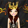 Gold And Black Princess