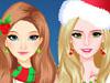 Modern Christmas Girls