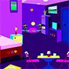 Violet Living Room Escape